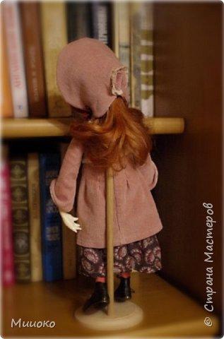 Подарочная коллекционная кукла фото 3