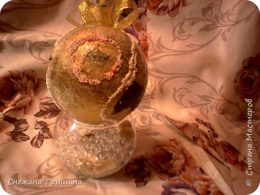 Здравствуйте жители Страны Мастеров!! Новогодняя эпопея в разгаре..хочу показать винтажные игрушки сделаные в подарок для моих подруг нашего рукодельного мира!! фото 8