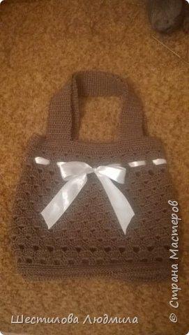 Котошапка и шарфик для средней дочки. фото 2