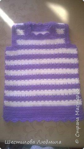 Котошапка и шарфик для средней дочки. фото 5