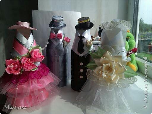 Мои первые.....свадебные )))