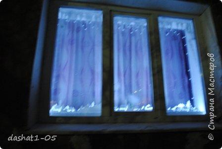 Скоро Новый год! Люблю это время года...Наше окно. фото 3