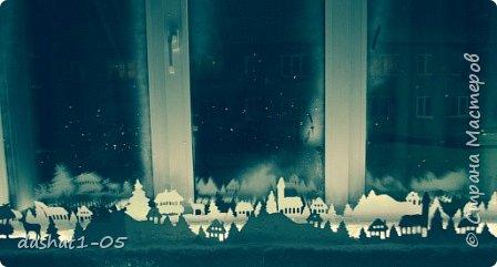 Скоро Новый год! Люблю это время года...Наше окно. фото 2
