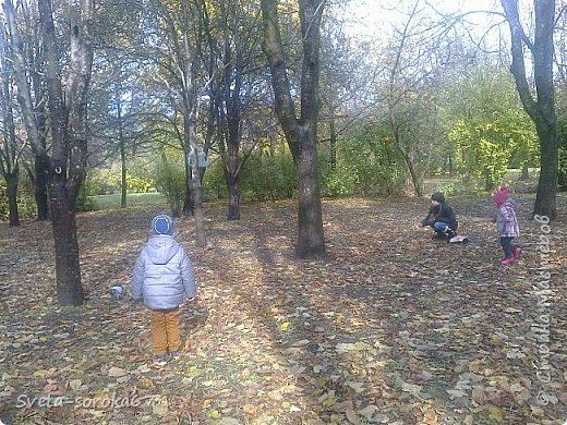 Есть в Краснодаре  замечательное место  - Чистяковская  роща.  Этот забытый  Гулливером зонтик  лежит у входа и ждет своего хозяина.  фото 31