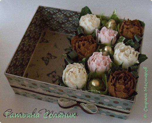 Сердце на свадьбу. Коробка своя.  фото 12
