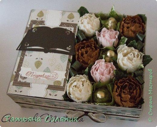 Сердце на свадьбу. Коробка своя.  фото 11