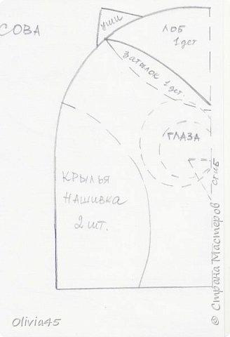 Привет снова всем))) Сова-грелка на чайник... фото 5