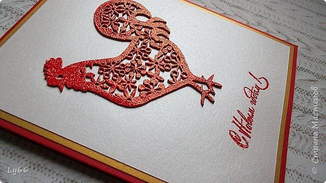 Здравствуйте, мои хорошие! Покажу сегодня порцию новогодних открыточек - решила в этом году подготовиться пораньше))) Много рассказывать не буду - лучше покажу))) фото 12