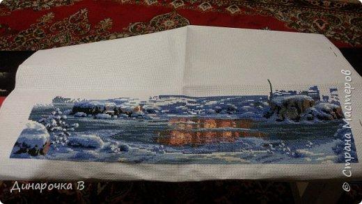 Вишивка 'Северное сияние' фото 3