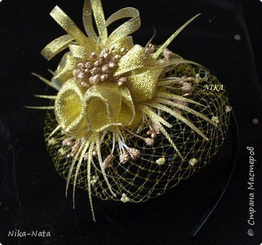 Новогодние вуалетницы  , шляпки фото 4