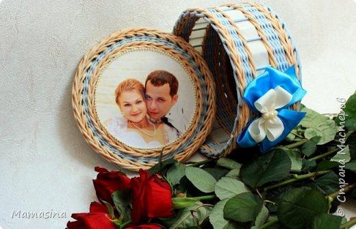 Шкатулка на годовщину свадьбы...Для Марины фото 4