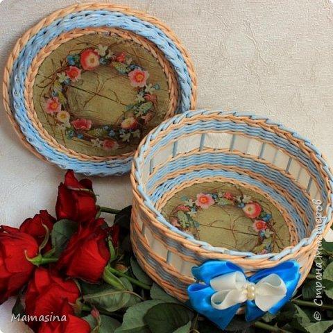Шкатулка на годовщину свадьбы...Для Марины фото 3