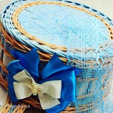 Шкатулка на годовщину свадьбы...Для Марины фото 2
