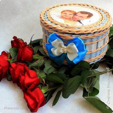 Шкатулка на годовщину свадьбы...Для Марины фото 1