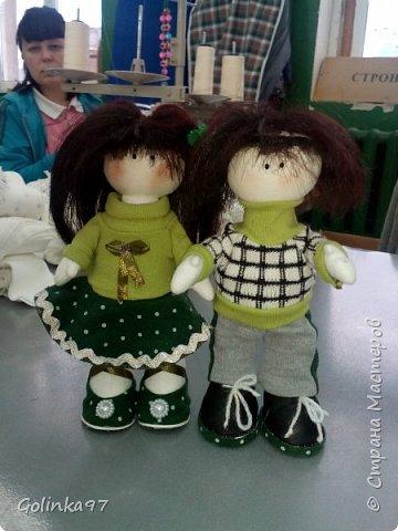 Добрый вечер страна!!!!  Вот такой Филипп у меня сотворился, потому, что Каролина http://stranamasterov.ru/node/1058125 не может быть одна.... Так сказала заказчица куклы.  фото 4