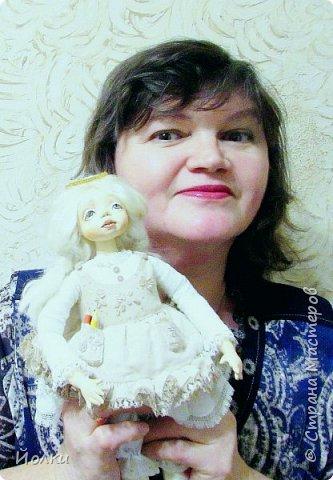 Милая моя, любимая, дорогая Любашенька! http://stranamasterov.ru/user/91266 И не только моя! Думаю, нет в Стране человека, который не знал бы и не любил бы тебя всей душой. С днем рождения, наша драгоценная бесценность!  фото 2