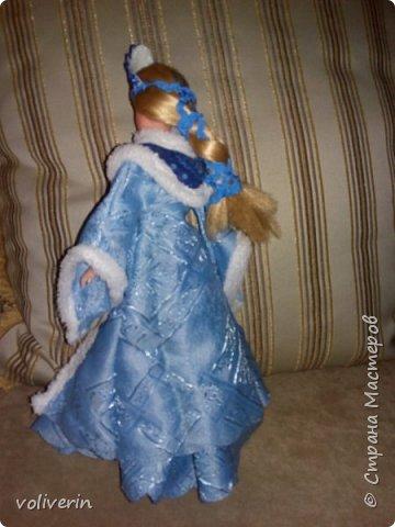 Здравствуйте, пополнение гардероба наших с дочей куколок к Новому году фото 4