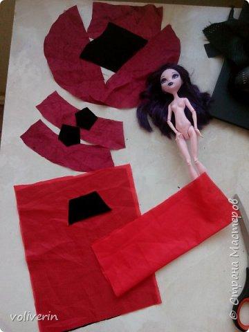 Здравствуйте, пополнение гардероба наших с дочей куколок к Новому году фото 5
