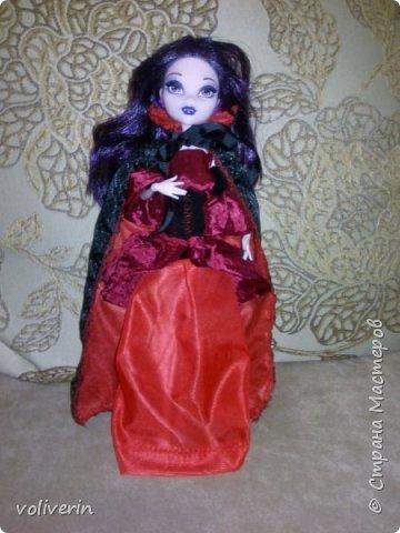 Здравствуйте, пополнение гардероба наших с дочей куколок к Новому году фото 6