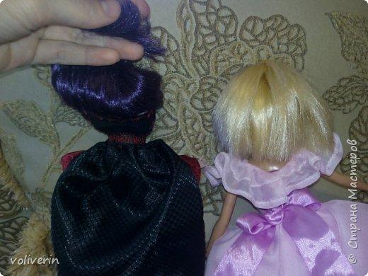 Здравствуйте, пополнение гардероба наших с дочей куколок к Новому году фото 8