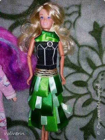 Здравствуйте, пополнение гардероба наших с дочей куколок к Новому году фото 11