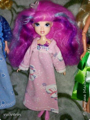 Здравствуйте, пополнение гардероба наших с дочей куколок к Новому году фото 10