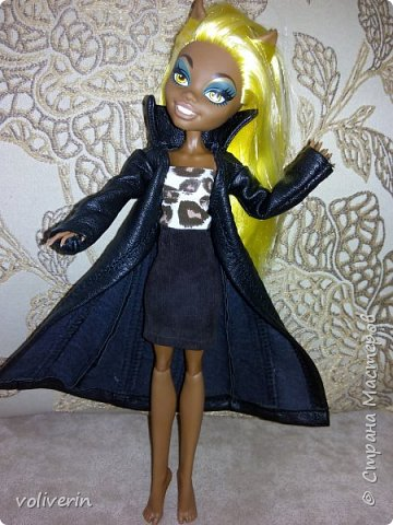 Здравствуйте, пополнение гардероба наших с дочей куколок к Новому году фото 18