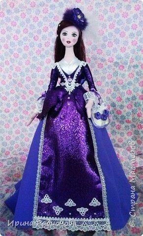 """Представляю вашему вниманию очередную порцию наших кукол, которые мы сшили с девочками на занятиях в мастерской """"Сувенир!.  фото 6"""