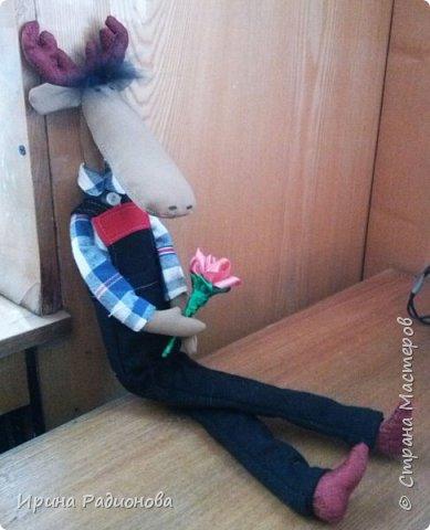 """Представляю вашему вниманию очередную порцию наших кукол, которые мы сшили с девочками на занятиях в мастерской """"Сувенир!.  фото 5"""