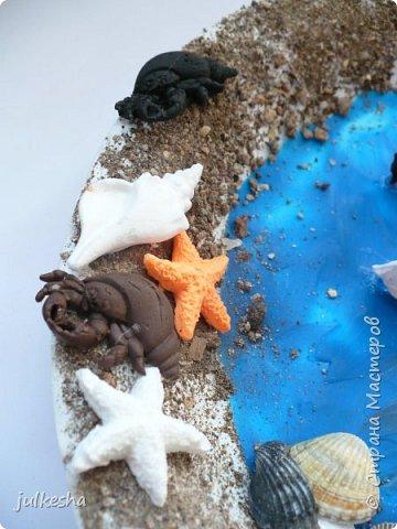 """Поделка на тему """"Мое любимое море"""" фото 4"""