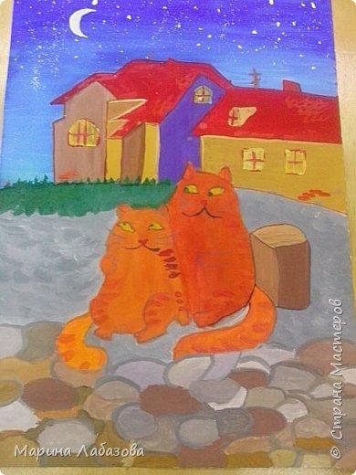 """Рисунки детей на тему """"Животные"""" фото 6"""