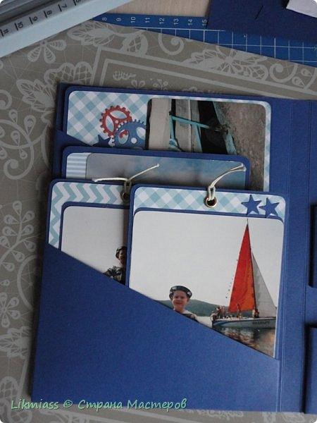 Кто про что, а я про альбомы. Столько времени потеряла на открытки и прочие ненужности. Нет, открытки, конечно, имеют место быть, но для себя я поняла. что это между делом, а дело-это семейный архив в приличном виде, чтобы потом ни у кого рука не поднялась выкинуть. В общем, вот к такому выводу я пришла. Покажу вам, как делать каскад карманов для странички, или, как у меня, для фото папки фото 37