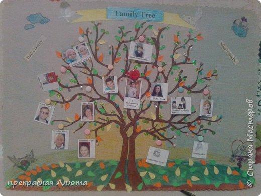 Маленькое семейное дерево)) фото 1