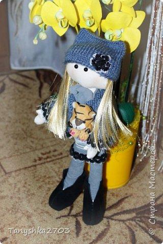 Мои первые куклы большеножки фото 5