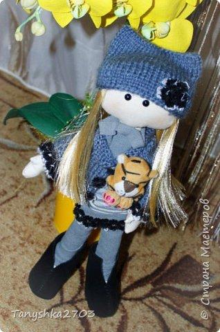 Мои первые куклы большеножки фото 4