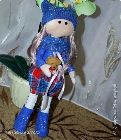 Мои первые куклы большеножки фото 1