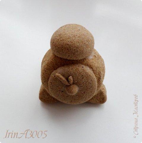 «Ёлочная игрушка – Новогодний будильник» (опилки)  фото 12