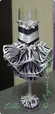 Бокал в платье фото 2
