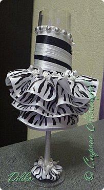 Бокал в платье фото 3