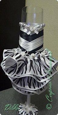 Бокал в платье фото 5