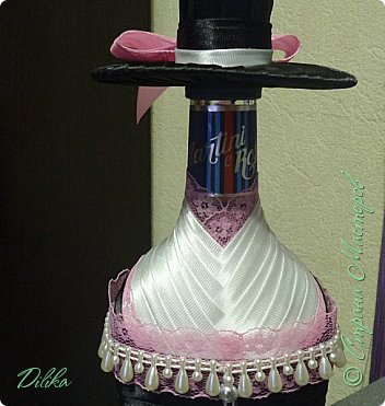 Бутылка-Дама фото 2