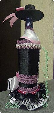 Бутылка-Дама фото 6