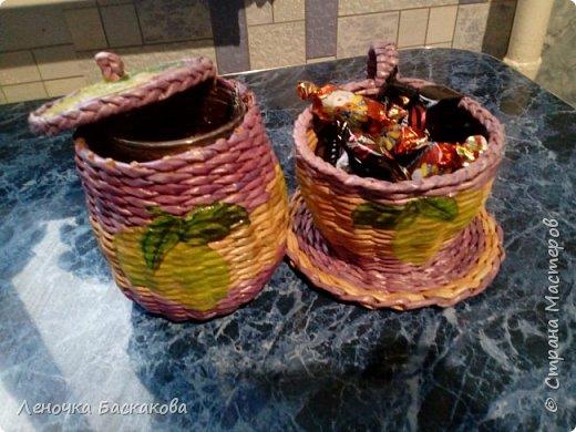 вот такой наборчик для баночки с вареньем и конфет получился фото 2