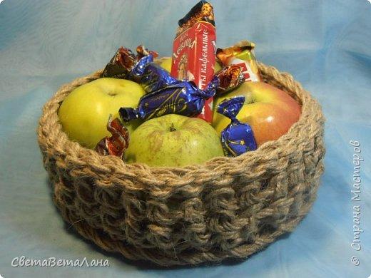 Доброе время суток Страна.....надумались на новогодние подарочки такие вот новогодние интерьерные корзинки- лоточки.......под фрукты , новогодние шарики , конфеты и другое.... фото 1
