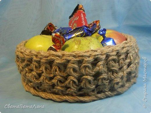 Доброе время суток Страна.....надумались на новогодние подарочки такие вот новогодние интерьерные корзинки- лоточки.......под фрукты , новогодние шарики , конфеты и другое.... фото 5