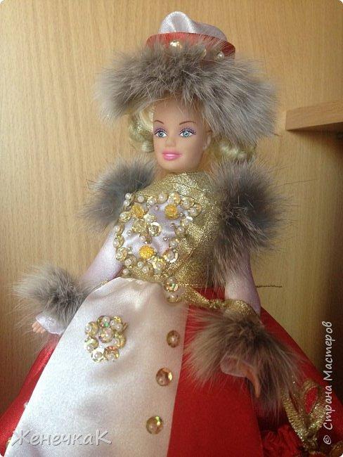 Мои красавицы! Вот, что можно сделать из ненужных кукол, лохматых и раздетых)))) фото 4