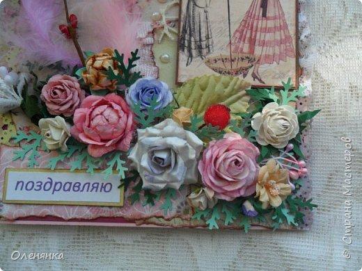 добрый день жители страны ! сегодня я сдвумя открытками ,первая для девочки подростка  . фото 10