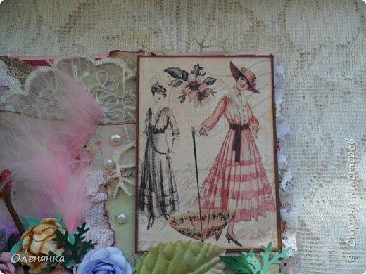 добрый день жители страны ! сегодня я сдвумя открытками ,первая для девочки подростка  . фото 12