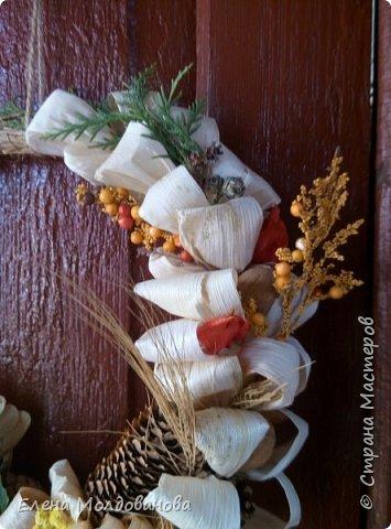 В каждом веночке или корзинке от 12 до 15 различных семян, плодов.  фото 7
