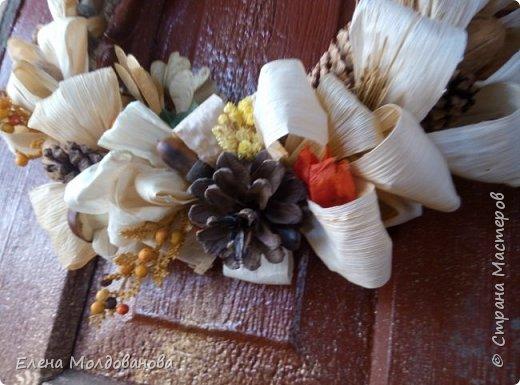 В каждом веночке или корзинке от 12 до 15 различных семян, плодов.  фото 8